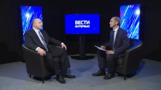 Андрей Рубашин - о продовольственной окружной доктрине и планах по увеличению показателей экспорта
