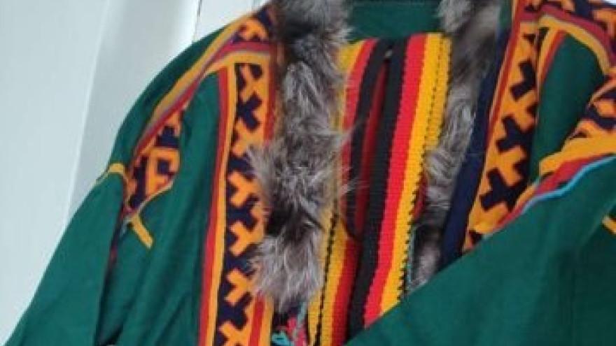 Не жарко и не холодно: ягушку с оленьими рогами продают на Ямале