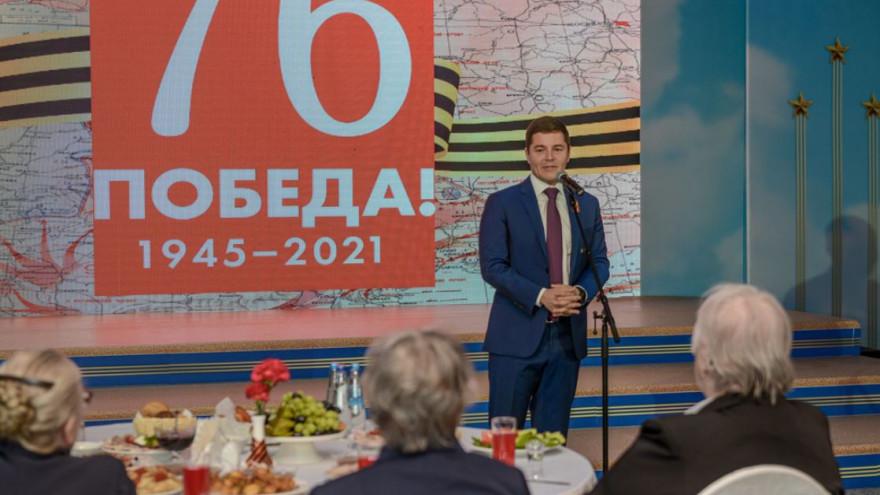 Дмитрий Артюхов: на фронт ушёл каждый пятый ямалец, каждый четвёртый из них не вернулся