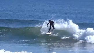 Лови волну: российские сёрферы покоряют океанские воды на Курилах