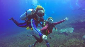 Дайвинг в Японском море. Летняя подводная жизнь островных жителей Приморья