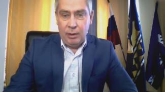 Андрей Нестерук - об оперативной ситуации по коронавирусу в Пуровском районе