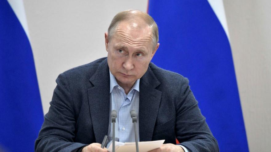 Владимир Путин выразил обеспокоенность высокими ценами на продукты