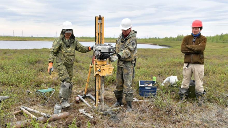 На Ямале начинает работу суперсовременная лаборатория криологии и геотехнической безопасности