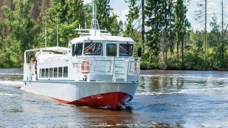 На Ямале появятся два новых пассажирских катера