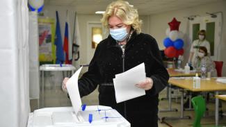 Вице-губернатор ЯНАО Ирина Соколова сделала свой выбор в единый день голосования