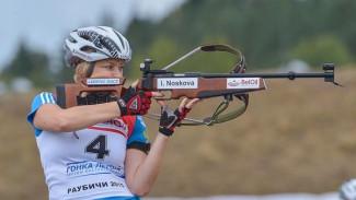 Луиза Носкова - о выступлении российских спортсменов на чемпионате мира по биатлону