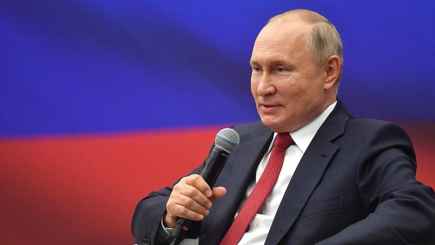 Владимир Путин: пенсионеры получат разовую помощь по 10 тысяч рублей