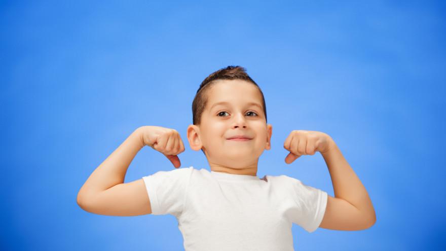 Чтобы ребёнок не болел: 5 способов укрепить иммунитет