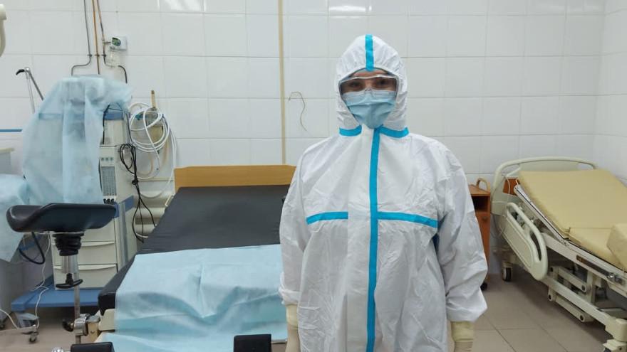 В ЯНАО резко выросло число беременных с диагнозом коронавирус