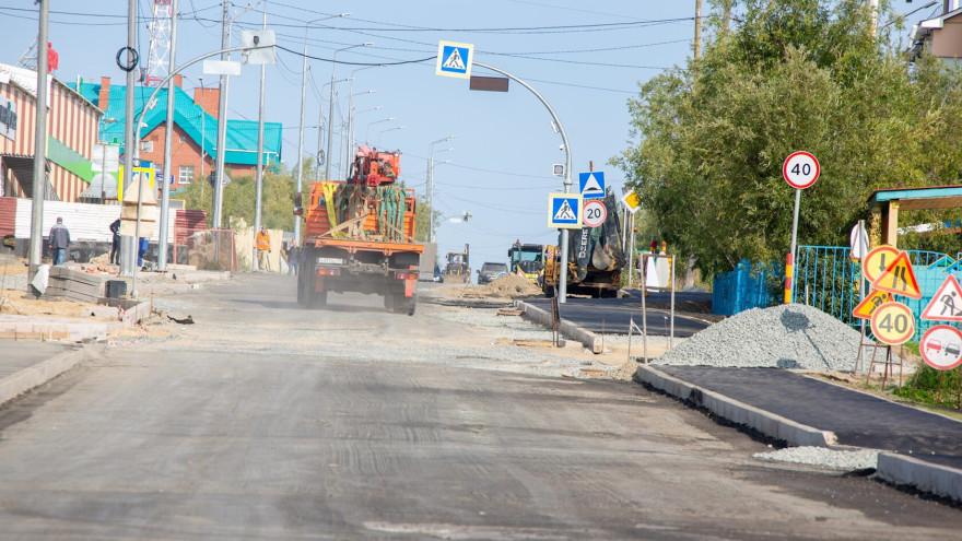 Ремонт дорог и дворов в Салехарде: на каком этапе работы