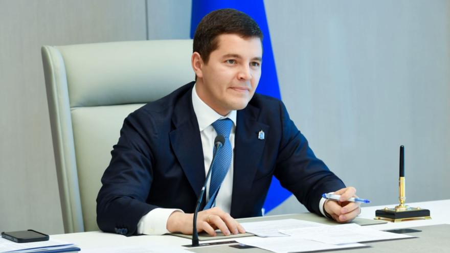 Дмитрий Артюхов: «Газпром» - наша главная компания и самый надёжный партнёр