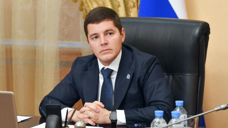 Дмитрий Артюхов держит на контроле эпидемиологическую ситуацию в ЯНАО