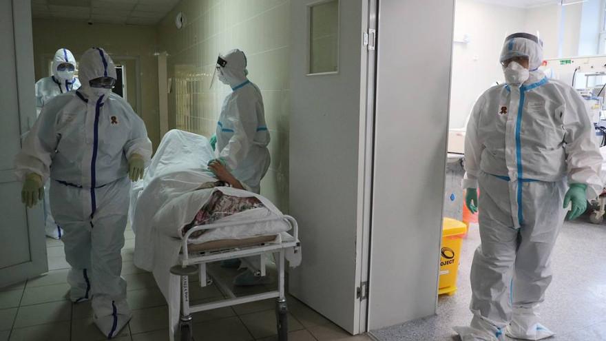 На Ямале увеличился суточный прирост заражённых коронавирусом, один человек скончался