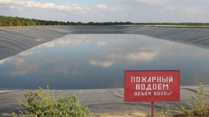 На Ямале установят искусственные водоемы для тушения пожаров