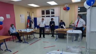 На Ямале закрылись все избирательные участки