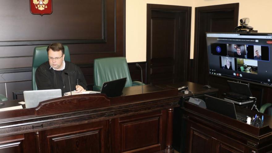 На Ямале прошло первое в России заседание арбитражного суда в дистанционном формате