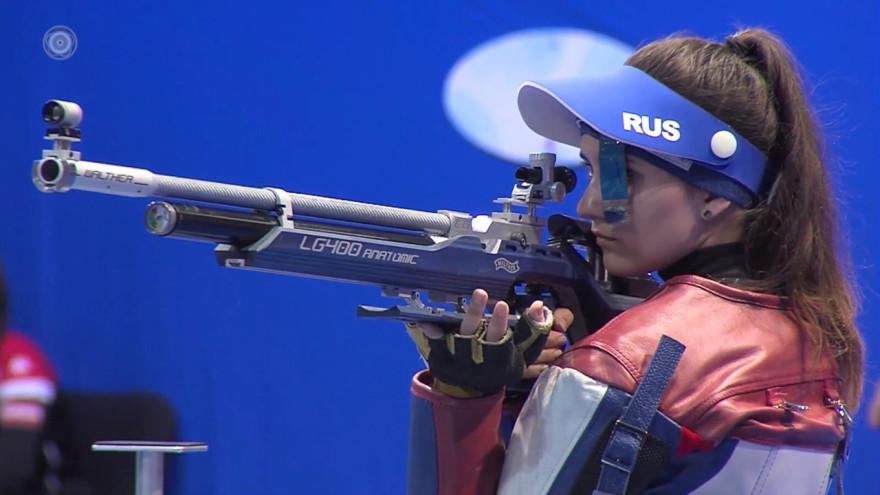 Ямальские стрелки заняли призовые места на первенстве Европы в Хорватии