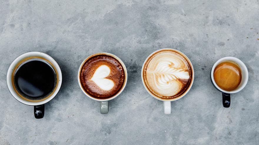 Гид по кофе: виды и способы приготовления