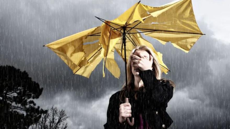 Погода в Салехарде: осадки и сильный ветер