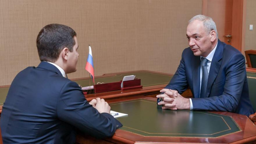 Замглавы администрации Президента: Ямал - образцовый пример обеспечения прав КМНС