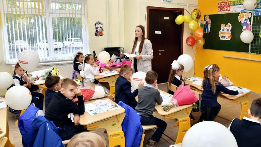 «Педагог-эксперт»: для учителей Ямала введен новый статус