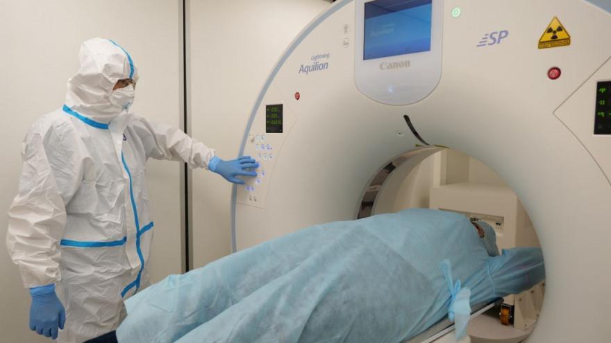 В горбольнице Ноябрьска возобновит работу компьютерный томограф