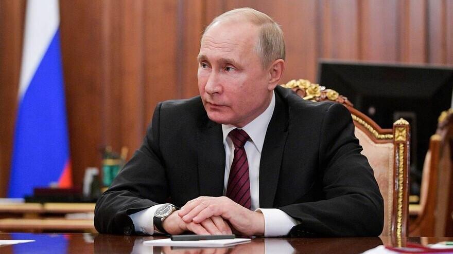 Владимир Путин: страна встретила проблемы пандемии достойно