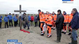 На острове Белый установят монумент жертвам гибели конвоя БД-5