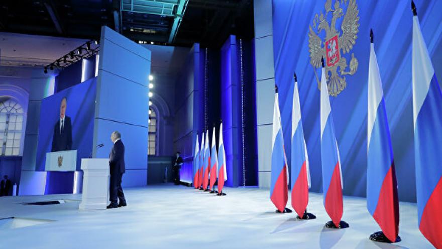 Путин: процедура алиментов должна решаться удаленно и в интересах пострадавшей стороны