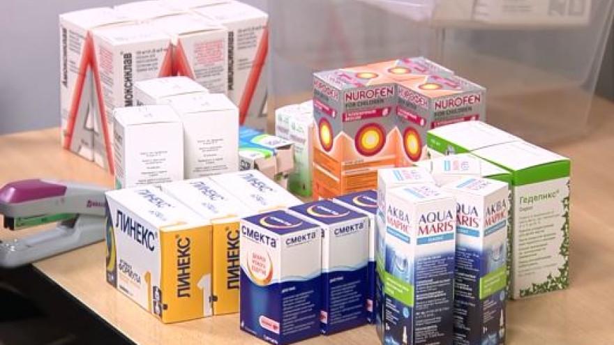 Ямальская забота: бесплатные  лекарственные наборы для  заболевших ОРВИ