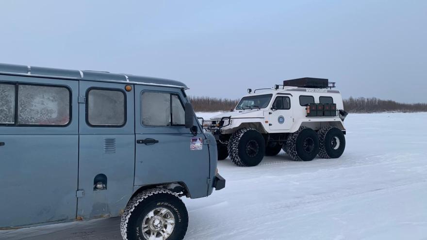 Ямальские спасатели вызволили из беды троих северян