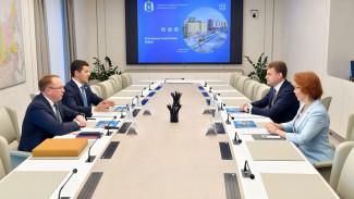 Дмитрий Артюхов обсудил с главой Минвостокразвития реализацию мегапроектов на Ямале