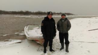 Герои рядом с нами! Ямальцы спасли тонувшую в ледяной реке женщину