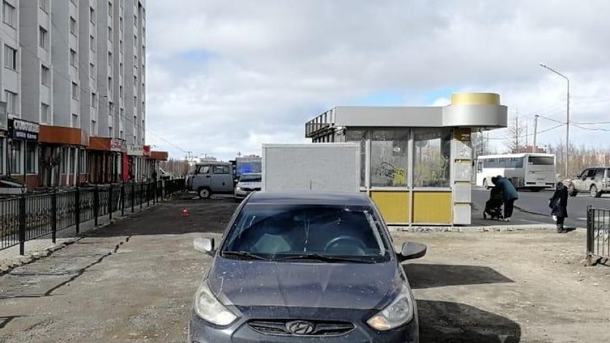 На Ямале водитель машины с прицепом сбил пешехода