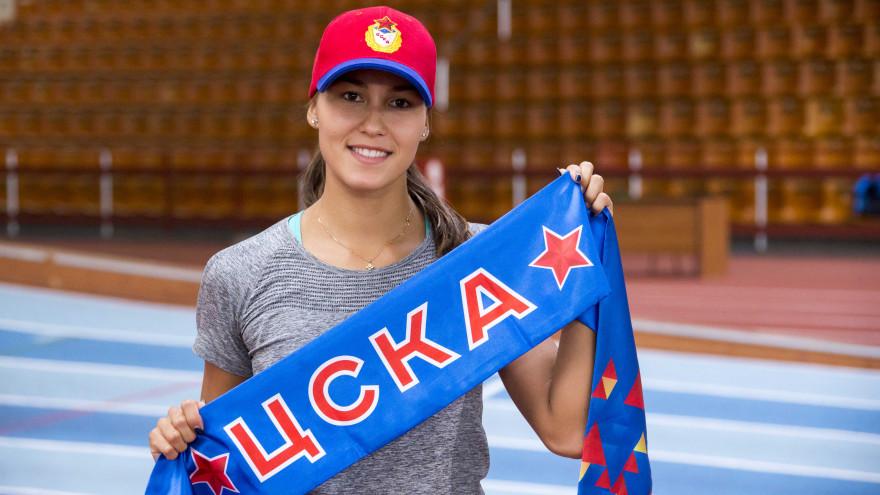 Ямальская спортсменка Гульназ Губайдуллина выступит в составе сборной страны по пятиборью