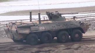 Театр боевых действий: на Сахалине завершены масштабные военные учения