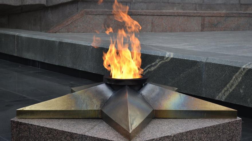 Салехардские школьники осквернили Вечный огонь