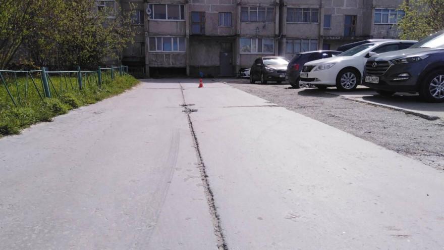 На Ямале пешеход попал в больницу после ДТП