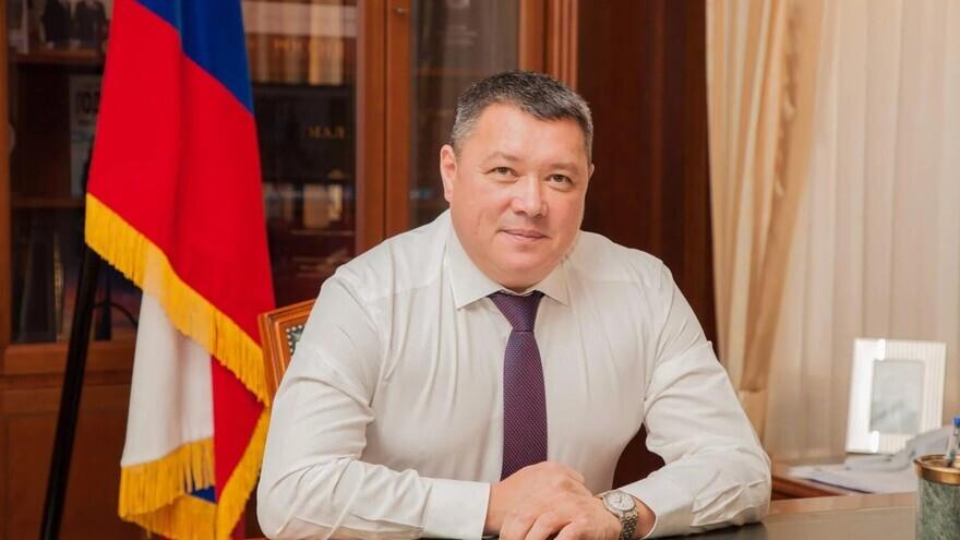 Сергей Ямкин поздравил ямальцев с Днём сотрудника органов следствия