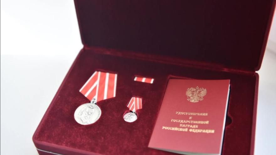 Ямальские врачи удостоены президентской награды