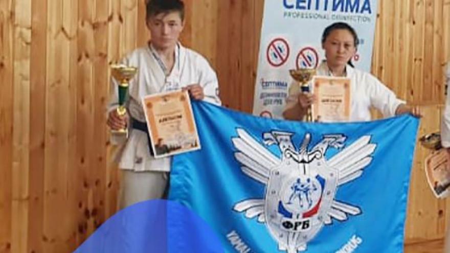 Ямальские спортсмены заняли призовые места на Всероссийских соревнованиях по рукопашному бою