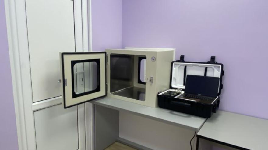В Новом Уренгое открылась новая ковид-лаборатория