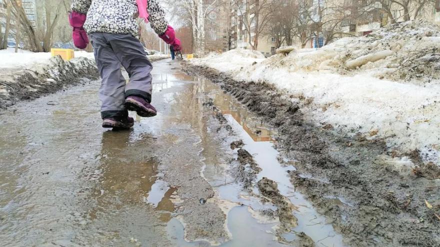 Снег и тучи: чем удивит погода 2 мая на Ямале