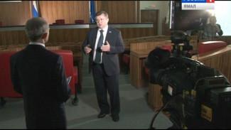 Виктор Казарин о технологии законотворчества, бюджете региона и проекте ФЗ «Об Арктической зоне»
