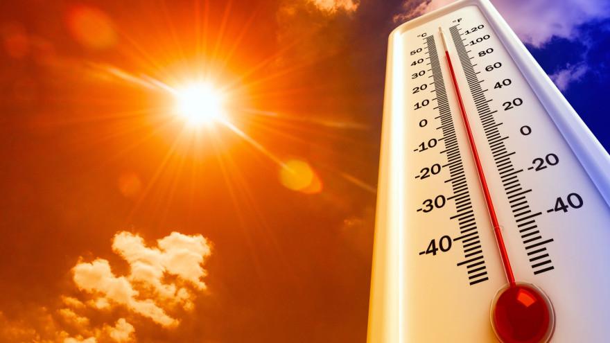 Погода в Салехарде: синоптики рассказали о климатических рекордах июля