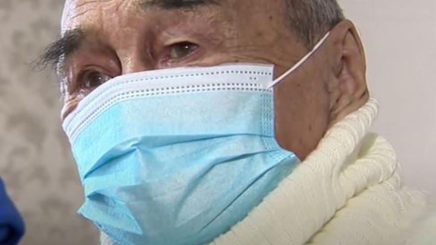 В Новоуренгойском инфекционном госпитале 100-летнего ветерана вылечили от коронавируса