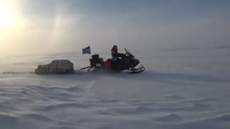 На снегоходах и санях с Ямала к морю Лаптевых: «Легенды Арктики» оправились покорять Большой Бегичев