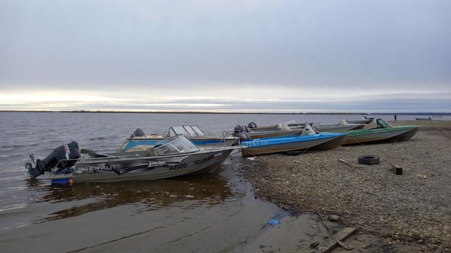 Ямалспасовцы организовали поиск мужчины, упавшего в реку