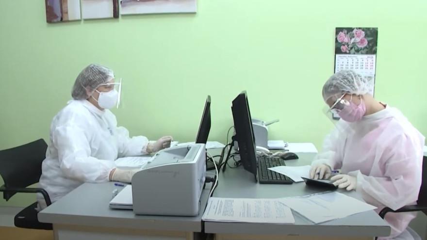 В Ямальском районе заработала новая ковид-лаборатория